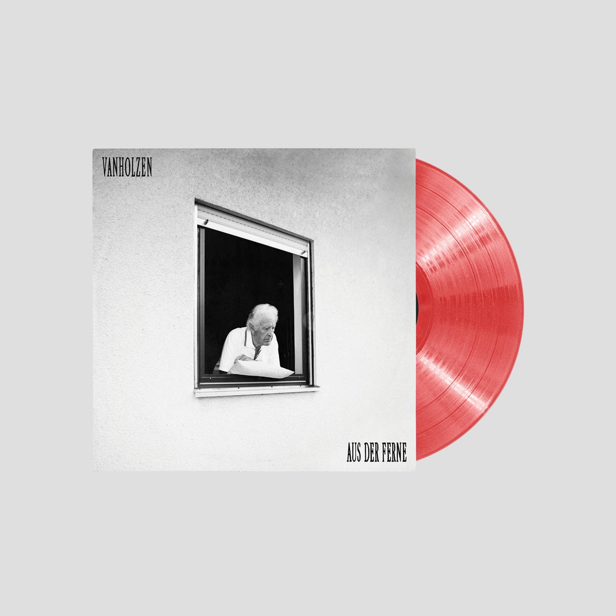 Van Holzen AusDerFerne Vinyl Mockup